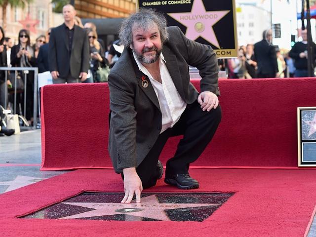 Питеру Джексону установили звезду в Голливуде
