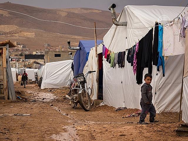 Европа примет 100 000 беженцев из Сирии