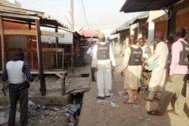 В Нигерии две смертницы совершили теракт