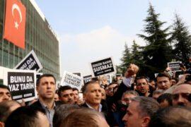 Европа призвала Турцию помнить о свободе слова