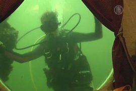 Американские профессора жили под водой 73 дня