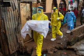 В Сьерра-Леоне активнее ищут больных Эболой