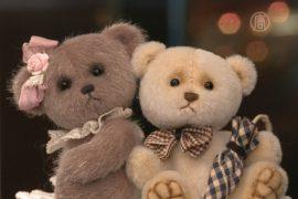 Удивительные ёлочные игрушки представили в Киеве