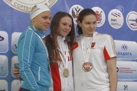 Лучших пловцов определили в Петербурге