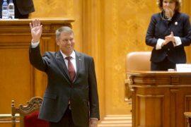 В Румынии прошла инаугурация нового президента