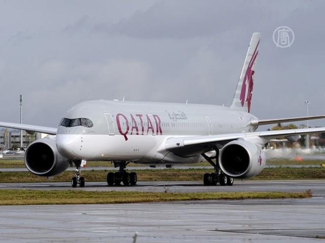 Катар стал первым покупателем нового Airbus A350