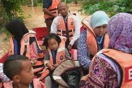60 тысяч малазийцев эвакуированы из-за наводнения
