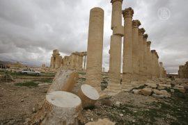 ООН: война в Сирии уничтожает культурное наследие