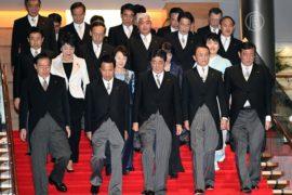 В Кабинете Японии сменили только министра обороны