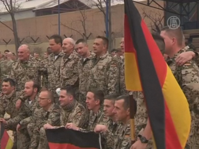 Солдаты вспоминают на Рождество о перемирии