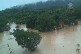 Из-за наводнения в Таиланде объявили режим ЧС