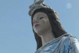 Жители Рио преподнесли дары африканской богине
