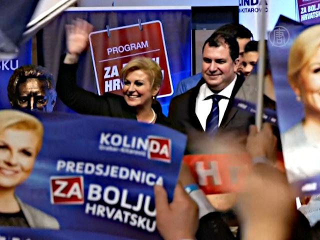 В Хорватии состоится второй тур выборов президента