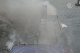 Эвакуация с Norman Atlantic завершена