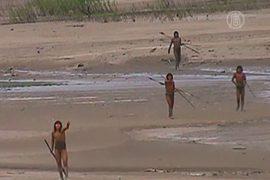 Индейцы машко-пиро напали на перуанскую деревню