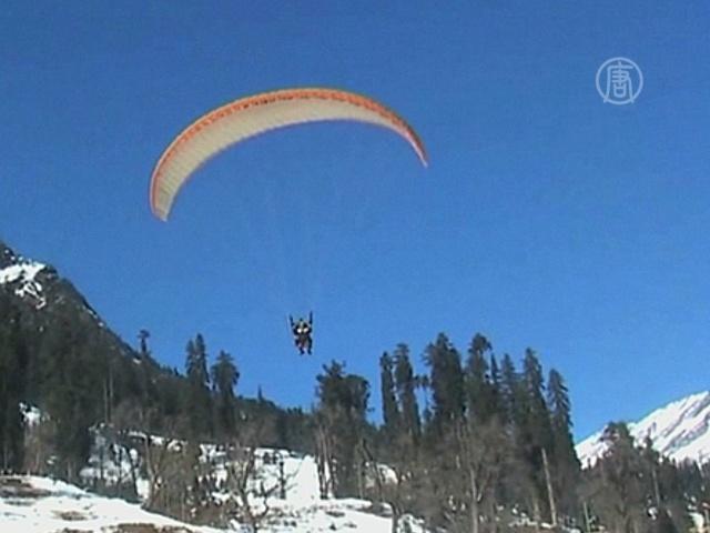 Долина Соланг стала настоящими индийскими альпами
