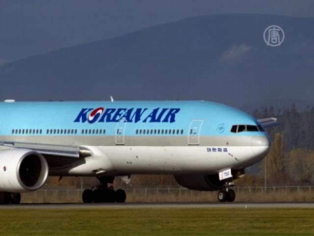 «Дело об орешках»: арестовали дочь главы Korean Air