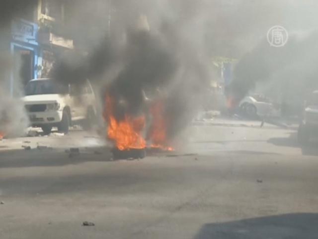 На Гаити протестовали на День независимости