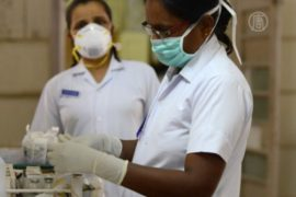 Индийские медики готовы бороться со свиным гриппом