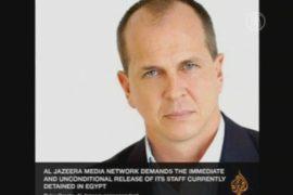 Журналист «Аль-Джазира» просит депортации