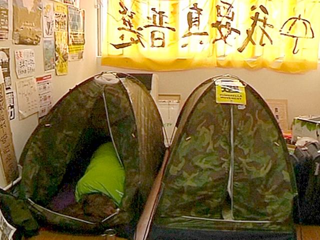 В Гонконге работает «революционный» хостел
