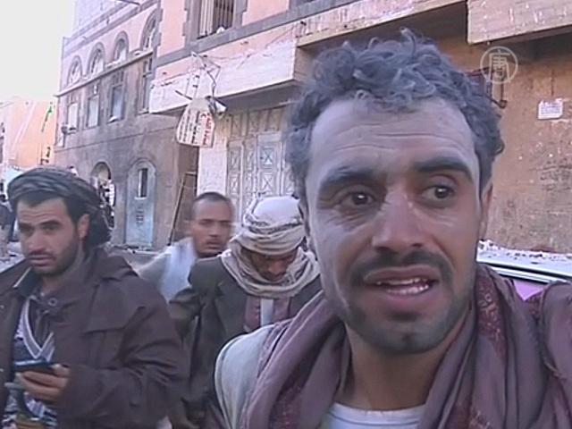 Мощный взрыв прогремел в столице Йемена