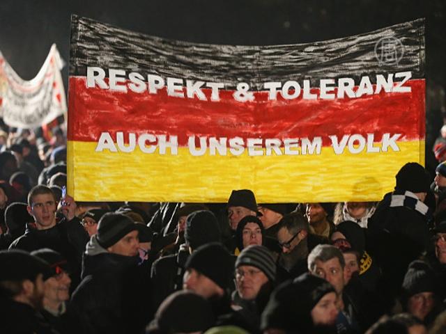 Церковь не одобрила антиисламские марши в Германии