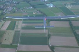 Пилот «солнечного самолёта» готов к кругосветке