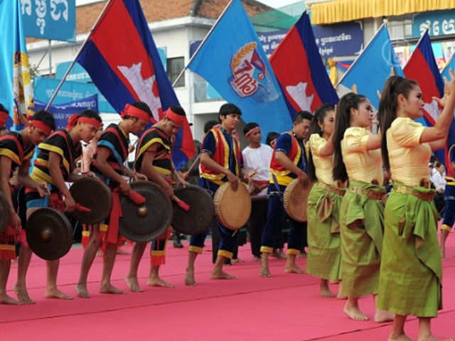 Камбоджа празднует 36 лет без «красных кхмеров»