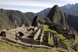 Изменение климата угрожает городу Мачу-Пикчу