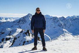 Ради Джеймса Бонда закрыли горнолыжную трассу