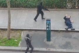 Франция скорбит по погибшим журналистам