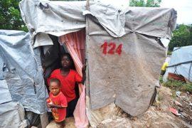 80 тысяч гаитян уже 5 лет остаются бездомными