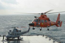 Из Яванского моря достали 46 тел жертв катастрофы