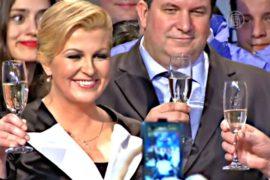 Выборы президента Хорватии выиграла оппозиция