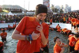 Фестиваль горной форели стартовал в Южной Корее