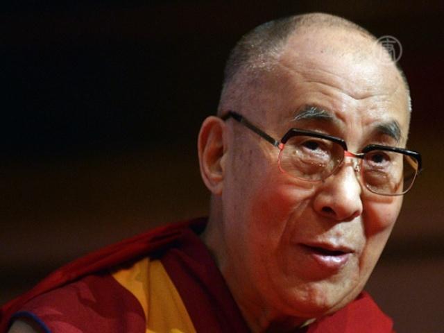 Далай-лама навестил могилу Матери Терезы