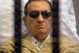 Хосни Мубарака могут выпустить из тюрьмы