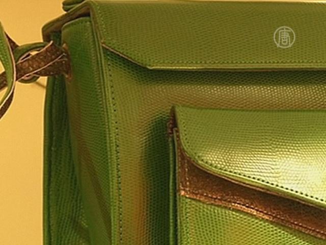 Роскошь из Нигерии: дизайнер создаёт элитные сумки
