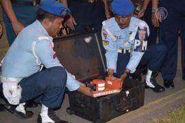 Видео: ВМС Индонезии достают речевой самописец