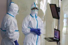 Лихорадка Эбола в Западной Африке сдаёт позиции