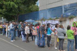 В Венесуэле ограничили посещение магазинов