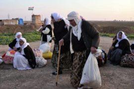 ИГИЛ отпустило 350 езидов