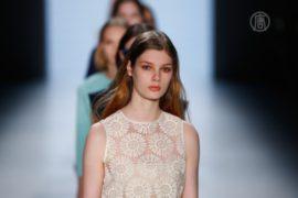 Неделя моды в Берлине: нежность от Шарлотты