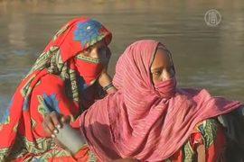 Нигерийцы бегут от «Боко харам» в Чад