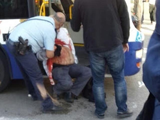 Нападение в автобусе в Тель-Авиве: 11 раненых