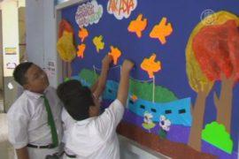 Сочувствие вдохновляет индонезийцев на творчество