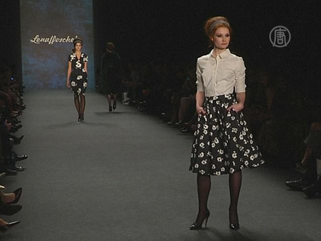 Романтика и женственность на Неделе моды в Берлине