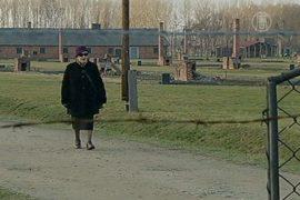 Бывшая узница «Освенцима» вспоминает ужасы лагеря