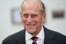 Принца Филиппа наградили орденом Австралии
